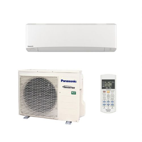 Panasonic Air Conditioning Etherea CS-Z42TKEW Wall Mounted Inverter Heat Pump R32 A++ (4.2Kw / 14000Btu) 240V~50Hz